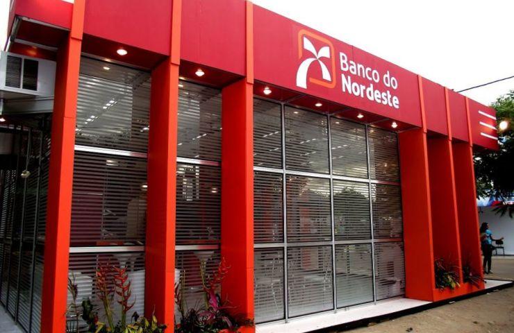 Fachada do Banco do Nordeste