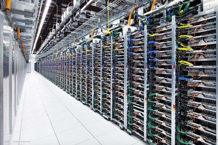 Imagem do bando de dados da Google