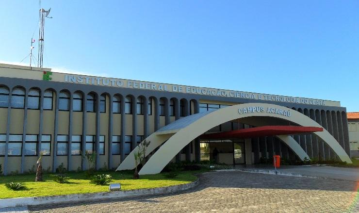 prédio do ifce de acaraú