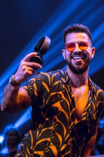 Dennis DJ faz show de encerramento do festival Preparadão Live