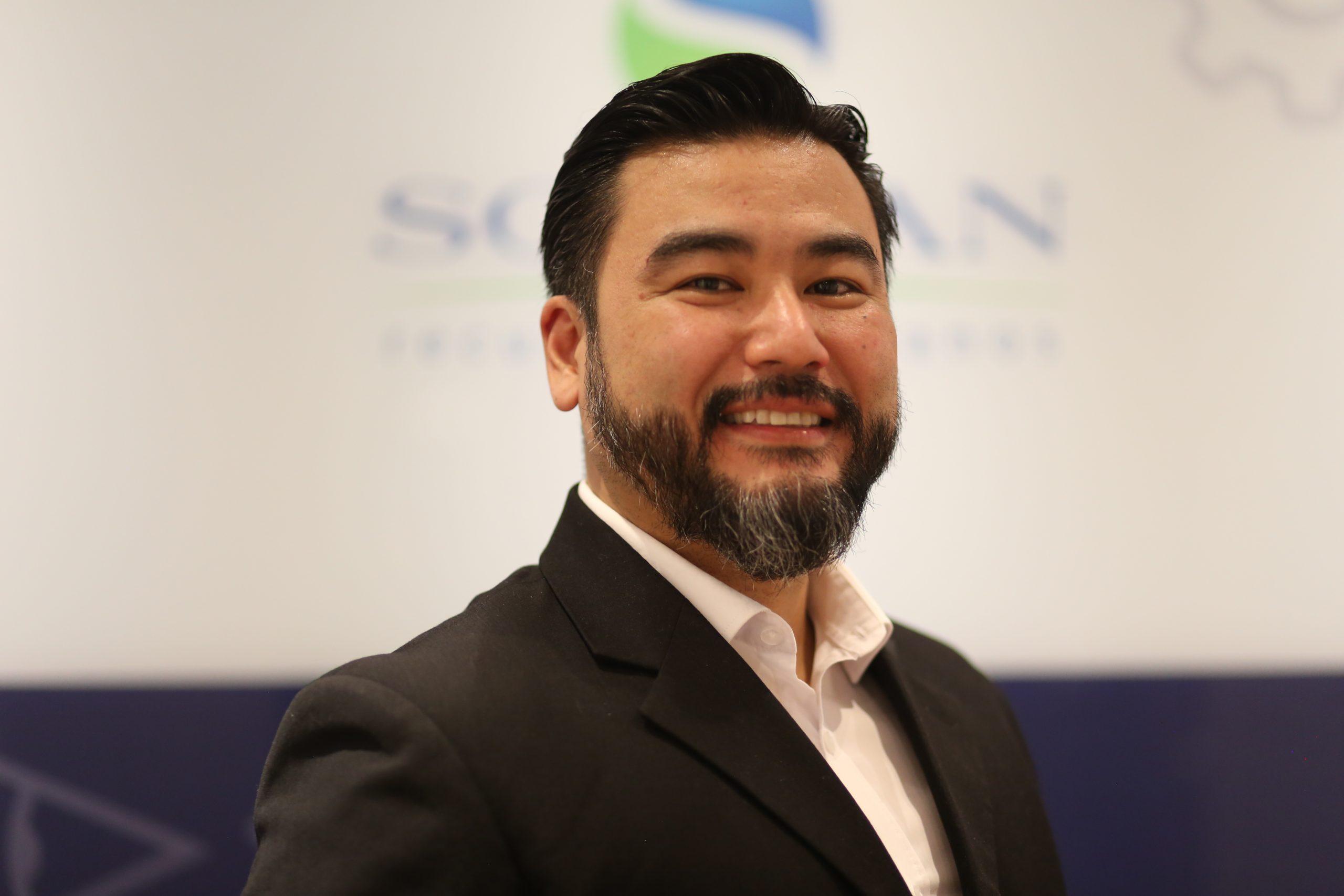 Anderson Nagado de perfil; diretor do Grupo Soulan fala sobre mercado de trabalho no pós-pandemia